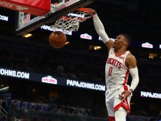 Russell Westbrook, Houston Rockets, Charlotte Hornets, Phoenix Suns, New York Knicks, Detroit Pistons, Los Angeles Lakers, Los Angeles Clippers, Atlanta Hawks, NBA Rumors