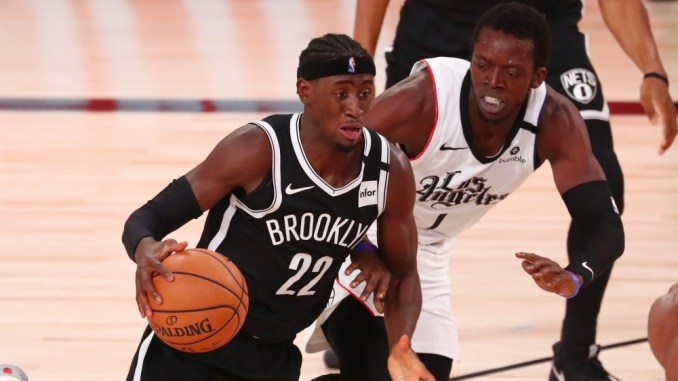 Brooklyn Nets Steve Nash Says Caris Levert Could Play Manu Ginobili Role