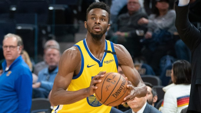 Andrew Wiggins, Warriors, NBA Trade Rumors