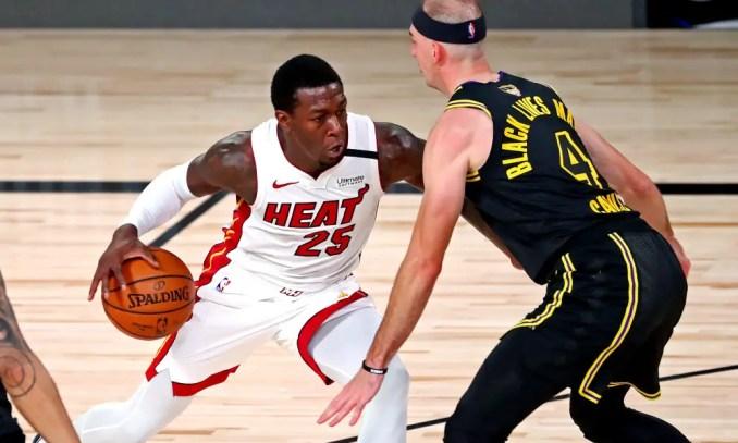 Kendrick Nunn, Miami Heat, NBA Trade Rumors, De'Aaron Fox