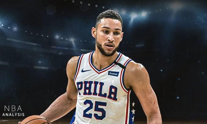 Ben Simmons, Clippers, Pelicans, Zion Williamson, Bulls, Thunder