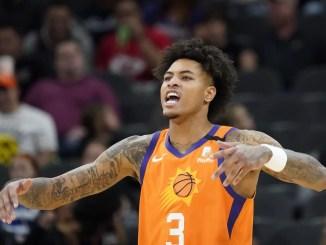 Kelly Oubre Jr., Suns, Thunder