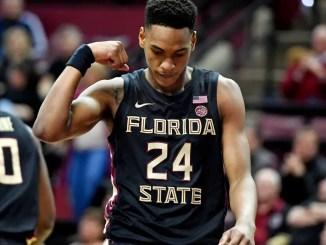 2020 NBA Draft, Devin Vassell, Florida State