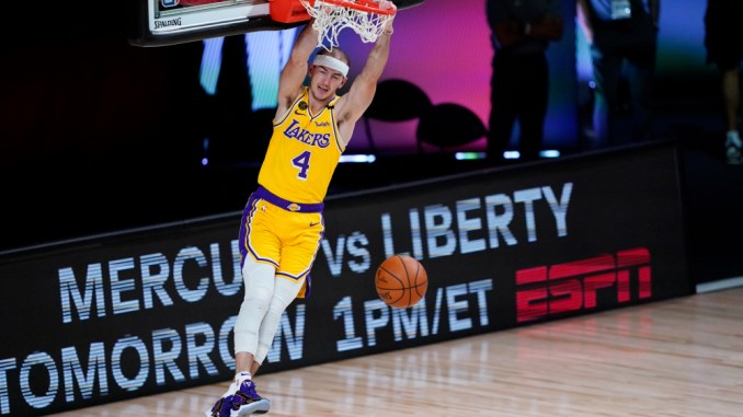 Alex Caruso, NBA Trade Rumors, Detroit Pistons, Lakers