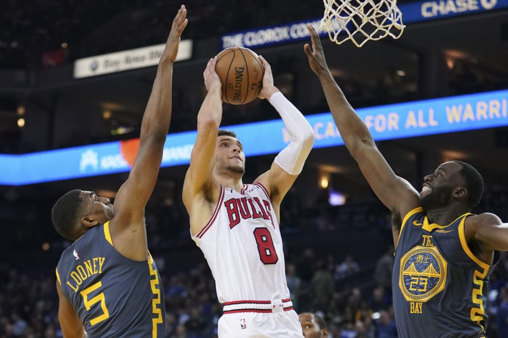 NBA Rumors: This Bulls-Nuggets trade sends Zach LaVine to Denver - NBA Analysis Network