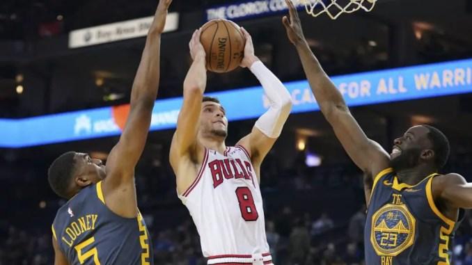 Chicago Bulls, Los Angeles Lakers, Zach LaVine, LeBron James, Dallas Mavericks, Luka Doncic, Denver Nuggets