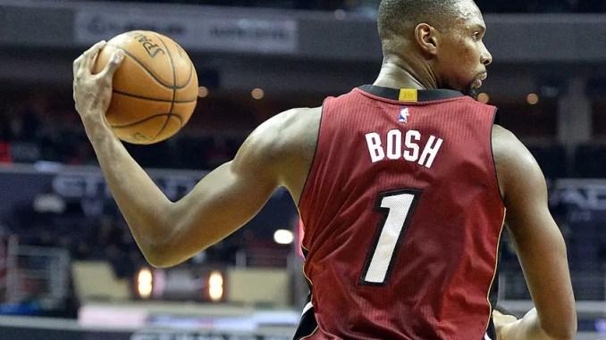 Miami Heat, Chris Bosh, LeBron James