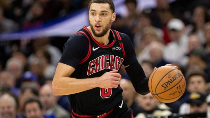 Zach LaVine, Chicago Bulls, LeBron James, Orlando Magic, NBA Rumors, Hornets, Gordon Hayward, LaMelo Ball, Bucks, Giannis Antetokounmpo