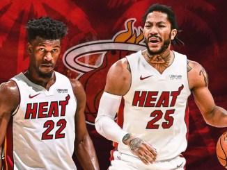 Derrick Rose, Jimmy Butler, Heat, Pistons
