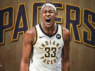 Myles Turner, Pacers, Pelicans