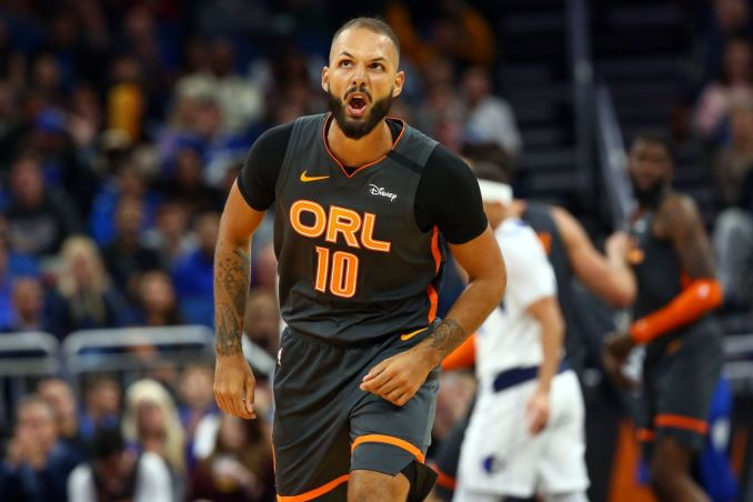 Evan Fournier, Orlando Magic, Los Angeles Clippers, Phoenix Suns, Denver Nuggets,NBA Rumors