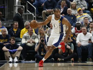 TJ Warren, Indiana Pacers, NBA All-Star