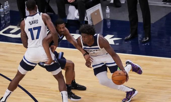 Minnesota Timberwolves, Anthony Edwards, NBA