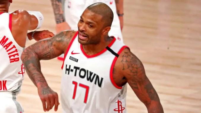 PJ Tucker, Rockets, NBA Rumors, Philadelphia 76ers