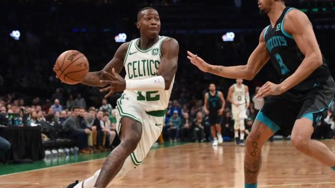 Boston Celtics, Charlotte Hornets, Terry Rozier, NBA Rumors