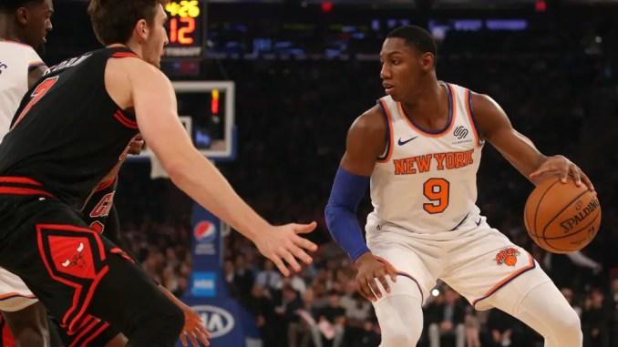 RJ Barrett, New York Knicks, NBA