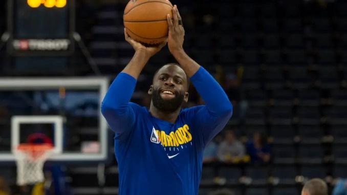 Draymond Green, Golden State Warriors, NBA Rumors