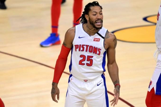 Detroit Pistons, Los Angeles Lakers, Derrick Rose, Miami Heat, NBA Rumors