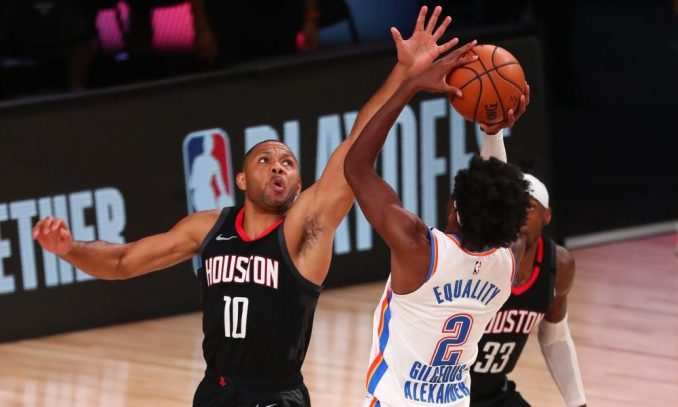 Eric Gordon, Houston Rockets, Milwaukee Bucks, Giannis Antetokounmpo, NBA Rumors
