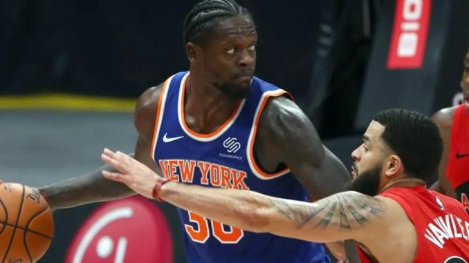 New York Knicks, Tom Thibodeau, Julius Randle,