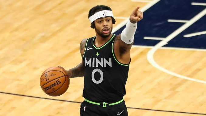 D'Angelo Russell, Larry Nance Jr., Minnesota Timberwolves, Dallas Mavericks, NBA Rumors