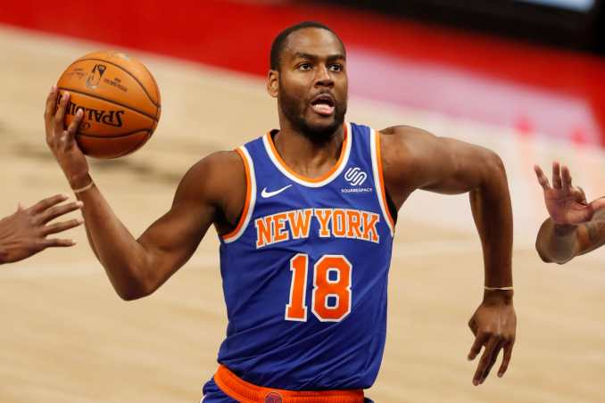 New York Knicks, Alec Burks, NBA Rumors, Los Angeles Lakers