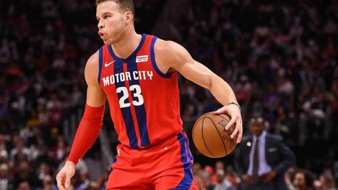 Blake Griffin, Detroit Pistons, Miami Heat, NBA Rumors