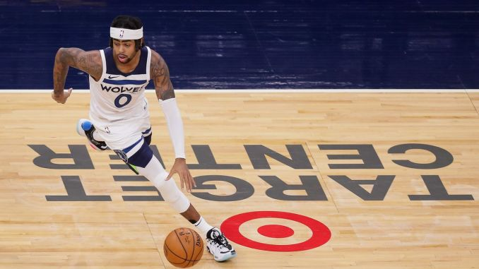 D'Angelo Russell, Minnesota Timberwolves, Miami Heat, NBA Rumors, Los Angeles Lakers