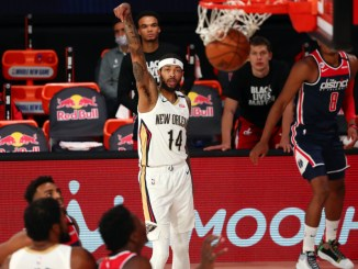 Brandon Ingram, New Orleans Pelicans