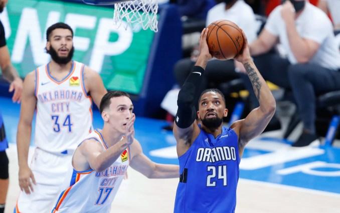 Khem Birch, Orlando Magic, NBA Rumors