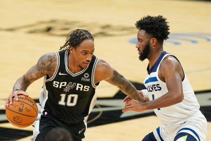 San Antonio Spurs, DeMar DeRozan, NBA Rumors