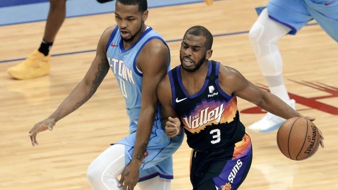 Chris Paul, Phoenix Suns, NBA Rumors