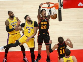 John Collins, Atlanta Hawks, NBA Rumors, Los Angeles Lakers, LeBron James, Anthony Davis