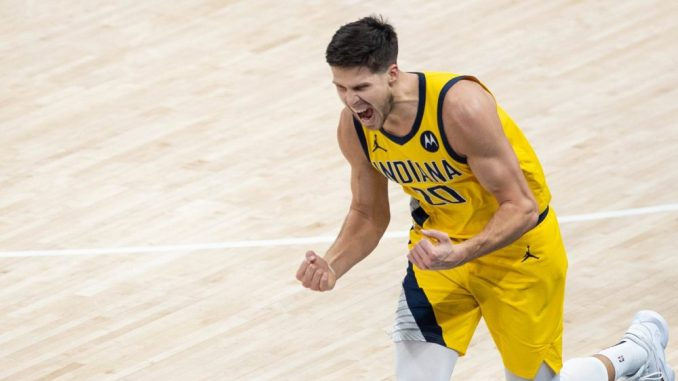 Doug McDermott, Indiana Pacers, NBA Rumors, Golden State Warriors