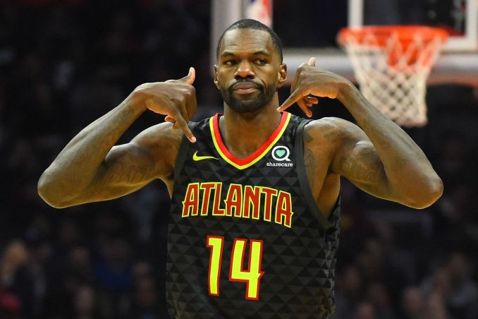 Dewayne Dedmon, Los Angeles Lakers, NBA Rumors