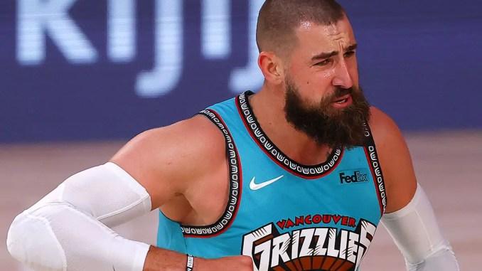 Memphis Grizzlies, Jonas Valanciunas, NBA Rumors, Boston Celtics