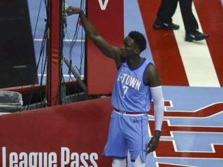 Victor Oladipo, Houston Rockets, NBA Rumors