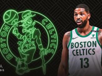 Tristan Thompson, Celtics