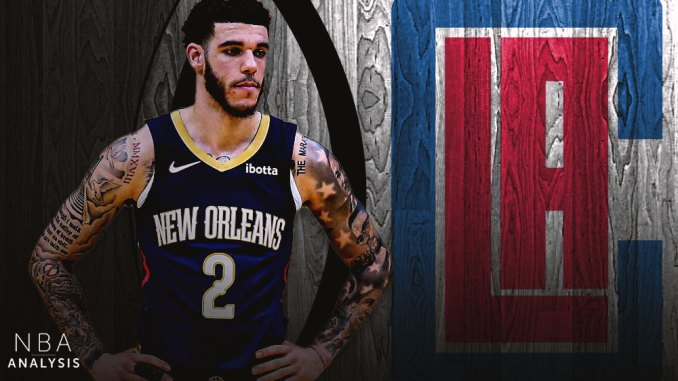 Lonzo Ball, Clippers, Pelicans