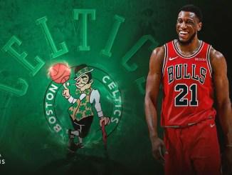 Thaddeus Young, Celtics, Bulls