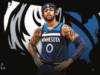 Dallas Mavericks, D'Angelo Russell, Minnesota Timberwolves, NBA Rumors