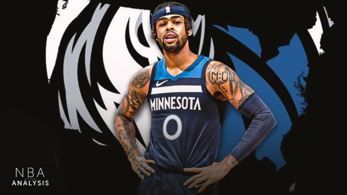 Dallas Mavericks, D'Angelo Russell, Minnesota Timberwolves, NBA Rumors