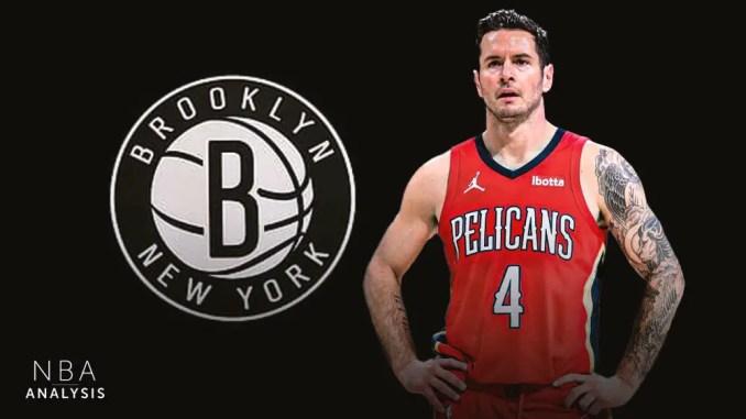 JJ Redick, Brooklyn Nets, NBA Rumors, New Orleans Pelicans