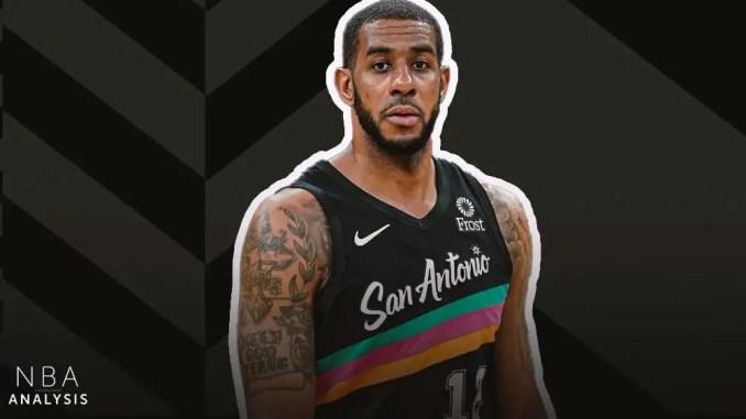 LaMarcus Aldridge, San Antonio Spurs, NBA Rumors