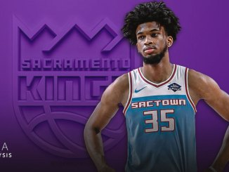 Marvin Bagley III, Kings