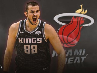 Nemanja Bjelica, Miami Heat, Sacramento Kings