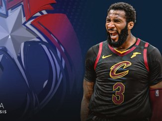 Andre Drummond, Washington Wizards, Cleveland Cavaliers, NBA Trade Rumors