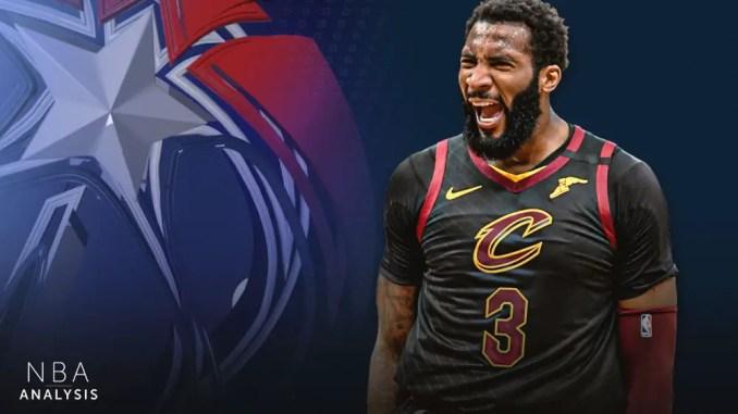 Andre Drummond, Washington Wizards, Cleveland Cavaliers, NBA Trade Rumors