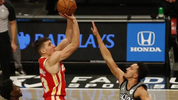 Bogdan Bogdanovic, Atlanta Hawks, NBA Trade Rumors