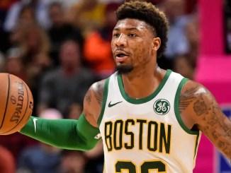Marcus Smart, Hawks, Celtics